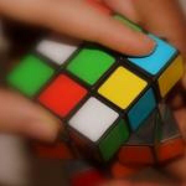 Íme, a Rubik-kocka okos változata