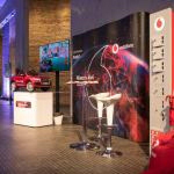 A Vodafone 5G demóval mutatta be a jövőt