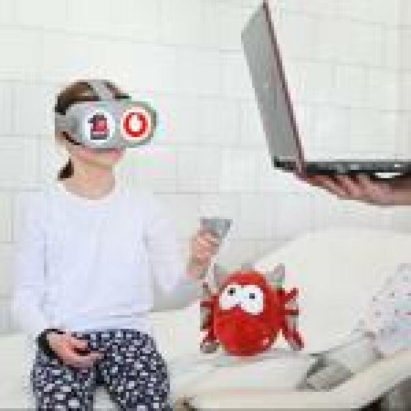 Mostantól a VR is segít a Bethesda Gyermekkórházban
