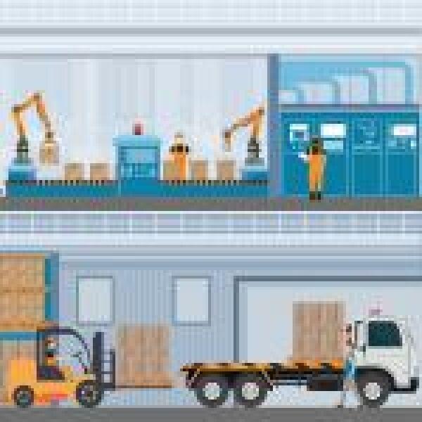 MI-alapú gépi látás a gyártásban és a logisztikában