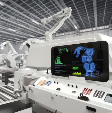 hogyan működik a robotközpont